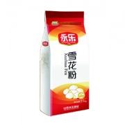 永乐雪花粉2.5kg